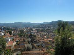 Vista de Mariana, MG