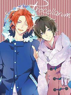 TsukiUta Winter: You & Yoru