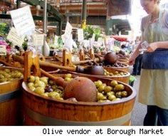 Olympics 2012: Best Markets And Shops For Food Lovers (via Gadling)