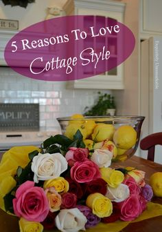 5 Reasons To Love Cottage Style Decor and Design- Come check them all out. Cottage style decor and design are classics. Check out my top 5 reasons to love them. Cottage Style Living Room, Cottage Style Bedrooms, Beach Cottage Style, Cottage Style Homes, Beach Cottage Decor, Rustic Cottage, Cottage Style Decor, White Side Tables, European Home Decor