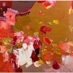 Perrine Rabouin - Le nom des fleurs oubliées   #oil #flowers #stillife #art #contemporary #home #decoration #deco #sunshine #flower #french