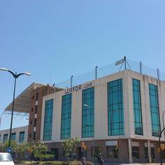Tus goles se verán desde toda Málaga y si pasa el satélite de Google ya flipas.