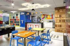 RetailMeNot game room- that Scrabble light!