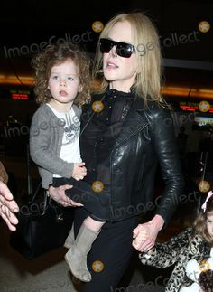 Nicole Kidman @ LAX Keith Urban, Nicole Kidman, Celebrity Photos, Photo Library, Punk, Celebrities, Fashion, Moda, Celebs