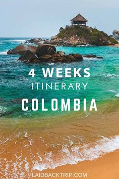 Planning your trip to Colombia? Get inspired by our perfect four weeks itinerary. Our guide will help you to narrow down your travel across Colombia. We know the best places to visit, and will advise you on what to see and do in Colombia. Cool Places To Visit, Places To Travel, Travel Destinations, Travel Tips, Travel Hacks, Travel Essentials, Trip To Colombia, Colombia Travel, Costa Rica