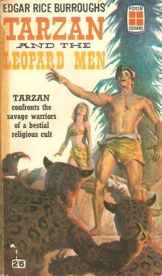 Tarzan and The Leopard Men. by Edgar Rice Burroughs.