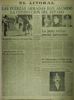 25 marzo 1976. Diario El Litoral-