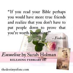 Emmeline by Sarah Holman