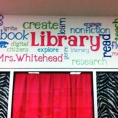 Library Wall Quotes & Wordle. Your 2013 Summer Challenge? | Follett Community
