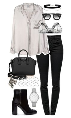Designer Clothes, Shoes & Bags for Women Teen Fashion Outfits, Cute Casual Outfits, Casual Chic, Stylish Outfits, Womens Fashion, Looks Party, Mode Ootd, Looks Vintage, Look Chic