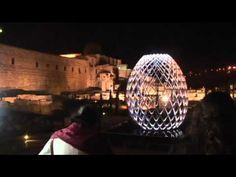 light festival in the city of jerusalem