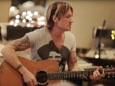 "Go Behind the Scenes on Keith Urban's ""Blue Ain't Your Color"" From ""Ripcord""…"