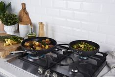 The best things about our nonstick fry pans? Mix in your ingredients without the worry of food sticking. Remove your finished dish effortlessly. Clean with ease after cooking. Kitchen Utensils, Kitchen Appliances, Cookware, Essentials, Dishes, Cooking, Food, Diy Kitchen Appliances, Diy Kitchen Appliances