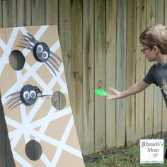 Backyard Carnival Games More games spider Simple Carnival Games for Kids - Frugal Fun For Boys and Girls Halloween Carnival Games, Homemade Carnival Games, Carnival Games For Kids, Halloween Games For Kids, Halloween Activities, Halloween Fun, Carnival Ideas, Fun Games, Youth Activities