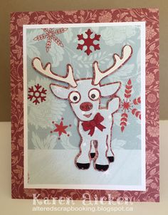 Altered Scrapbooking: Merry & Bright Sneak Peek!!