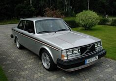 Nicely Restored 1979 Volvo 242GT
