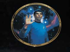 RESERVED FOR MAGSWHEELS2002 - 1991 The Hamilton Collection Star Trek 25th…