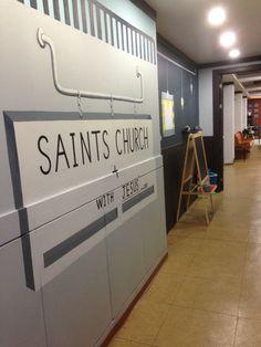 saints church
