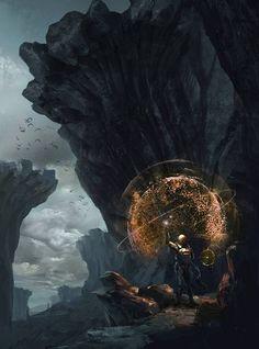 lordofvermin:  Mass effect 4 concept art