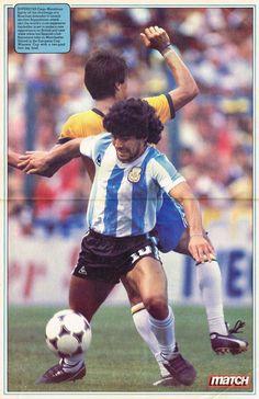 Diego Armando, European Cup, Next Week, Manchester United, Superstar, Rey, Hs Sports, Soccer, World