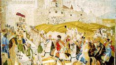 Bătălia de la Călugăreni: O victorie supraevaluată de istorici | Historia Medieval Times, Armies, Middle Ages, Hungary, Renaissance, Culture, Painting, Art, Pintura