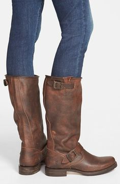 Frye 'Veronica Slouch' Boot  I have these boots, they are extremely comfy and beautiful leather color!