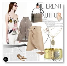 """R2S"" by runway2street ❤ liked on Polyvore featuring JUAN VIDAL, Luca Jouel, Lautēm and De Siena"
