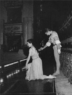 Nureyev - Fonteyn  Teatro alla Scala