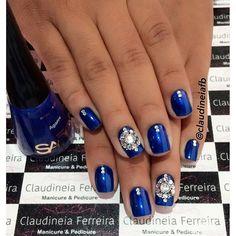 ❤️❤️❤️❤️❤️❤️❤️❤️❤️❤️❤️ Unhas @tammyalexandre  Manicure @claudineiafb  Pedraria  @gizpeliculas  GIZ PELICULAS UM CHARME EM SUAS MÃOS !! www.gizpeliculas.com.br
