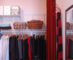 Before and After: Closet Makeover