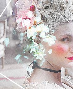Kirsten Dunst as Marie Antoinette (2006)