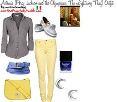 """Artemis (Percy Jackson and the Olympians: The Lightning ..."