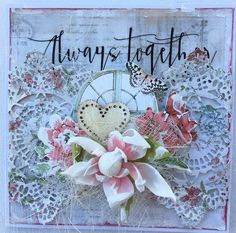 Card by Michelle Frisby Creativity, About Me Blog, Scrapbook, Wreaths, Tags, Decor, Door Wreaths, Scrapbooks, Decorating