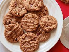 Get Giada De Laurentiis's Chocolate Hazelnut Biscotti Recipe from Food Network