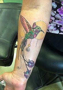 Hummingbird by AJ