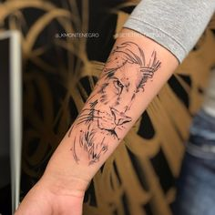 You searched for - Body Tattoo Design - The tattoo is incredible! - You searched for – Body Tattoo Design – The tattoo is incredible! Do you need ideas for animal - tattoos Wolf Tattoos, Animal Tattoos, Body Art Tattoos, Sleeve Tattoos, Tatoos, Geometric Tattoo Animal, Leo Lion Tattoos, Lion Back Tattoo, Small Lion Tattoo
