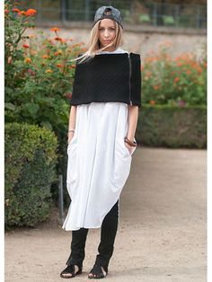 Street Style at Spring 2014 Paris Fashion Week - PFW Street Style Pictures - Marie Claire