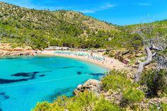 Das sind die schönsten Strände auf Ibiza | Urlaubsguru Ibiza Hotel, Hard Rock Hotel Ibiza, Ibiza Town, Ibiza Beach, Ibiza Strand, Playa Den Bossa, Ibiza Holidays, Ibiza Spain, Formentera Spain