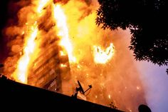 London Fire At Grenfell Tower Ravages Apartment Complex Watch It In Pictures Apartment Complexes, London Apartment, West London, Top Photo, Photo Galleries, Around The Worlds, Tower, Fire, Sky