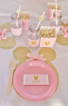 1000+ images about cumpleaños niñas on Pinterest | Ideas para fiestas, Fiestas and Minnie mouse