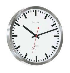 Hermle Grand Central clock, 30 cm