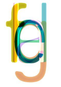 Brody inspired alphabet