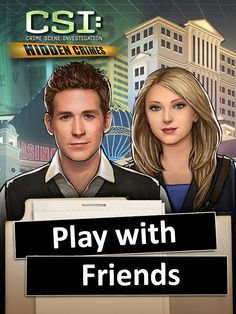 ♦ WHAT ARE TEAMMATES? ♦ TEAMMATES are your friends playing CSI: Hidden Crimes that accepted to be your teammates! They bring you perks including ENERGY points and GOLDEN WORDS.