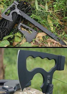 Tactical Swords, Tactical Knives, Tactical Gear, Cool Knives, Knives And Swords, Cool Swords, Engraved Pocket Knives, Battle Axe, Tactical Equipment