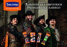 [PR] Tarczyński po raz kolejny rusza z potężną, ogólnopolską kampanią reklamową. Najnowszy spot lidera kategorii kabanosów – zrealizowany w spektakularnym, filmowym stylu – będzie emitowany we wszystkich głównych stacjach telewizyjnych m.in....