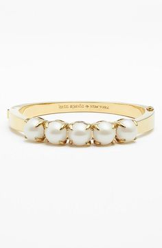 PEARLS.....KATE SPADE NEW YORK CITY