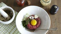 Tatarský biftek Foto: