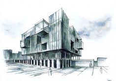 Technal en la nueva Comisaría Fuencarral-El Pardo / VOLUAR Arquitectura (52)
