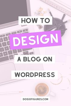 Looking for blog design inspiration? See how I can build a WordPress blog fast using the Divi WordPress blog theme. Let's design a blog on WordPress together! #blogdesign #design #wordpress #blogging #startablog #blogthemes #wordpressthemes