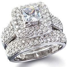 Khloe Kardashians Rings 9ct Center Stone 12 Ctw